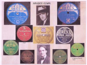 A Medley of Maurice Elwin Labels