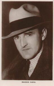 Maurice Elwin Postcard 2