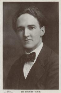 Maurice Elwin Postcard 1